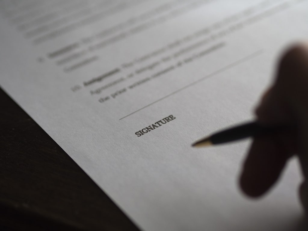Get Legal Contracts Done