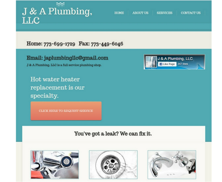 J & A Plumbing in Chicago, Illinois