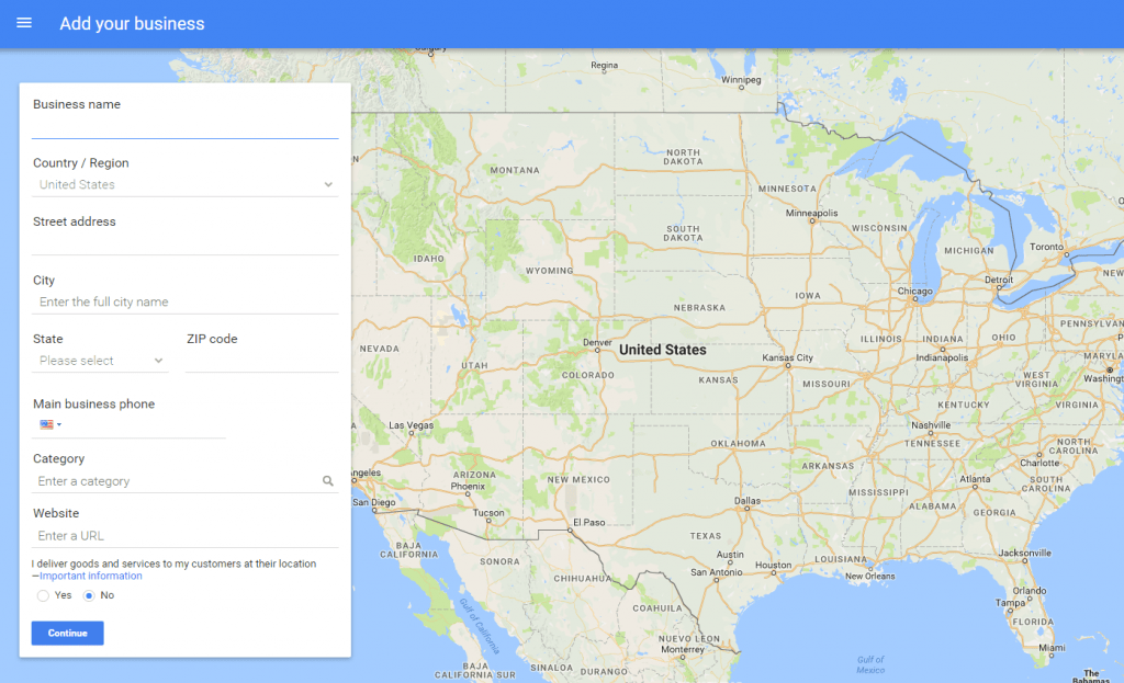 Add You Business In Google Local Listing