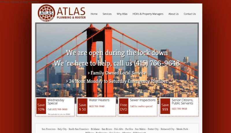 Atlas Plumbing and Rooter