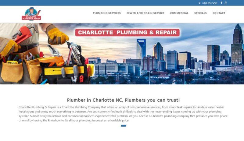 Charlotte Plumbing & Repair