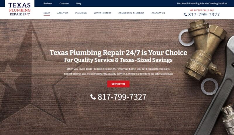 Fort Worth Plumber