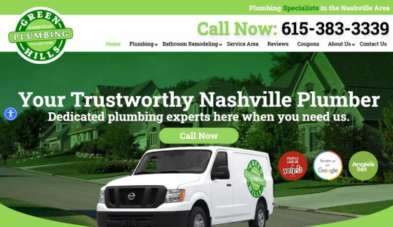 Green Hills Plumbing in Nashville