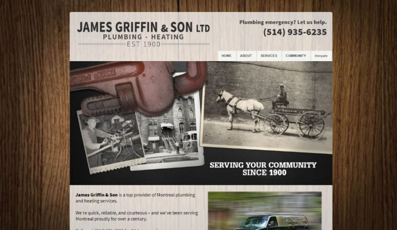 James Griffin & Son