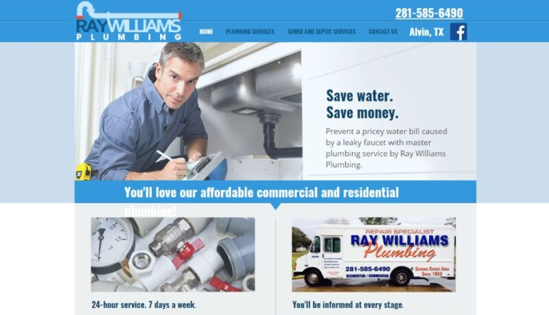 Ray Williams Plumbing