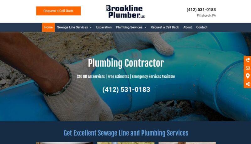 Brookline Plumber