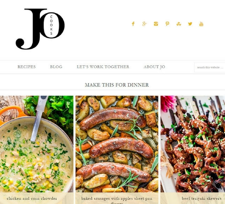 100 best cooking food blogs for your delicious trial itsguru jo cooks cooking food websites forumfinder Images