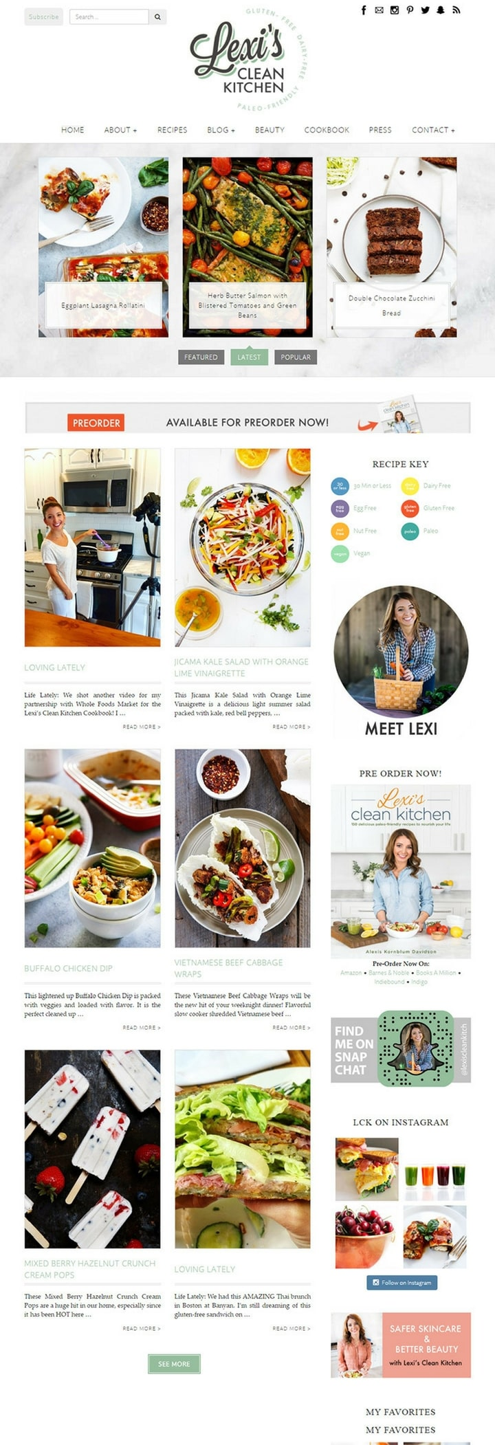 100+ Best Cooking & Food Blogs for Your Delicious Trial – ItsGuru