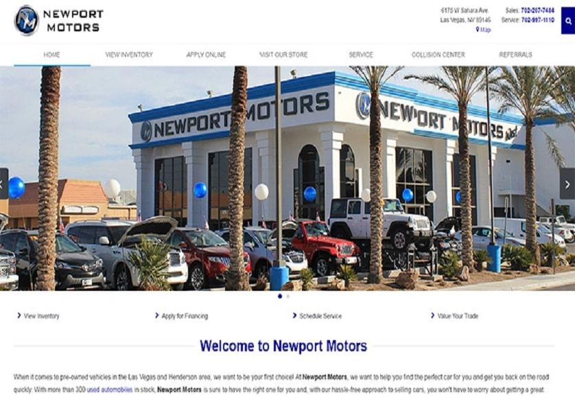 Newport Motors