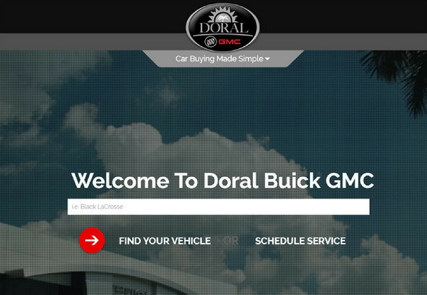 Doral Buick