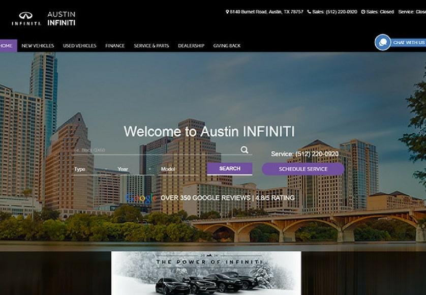 Austin Infiniti