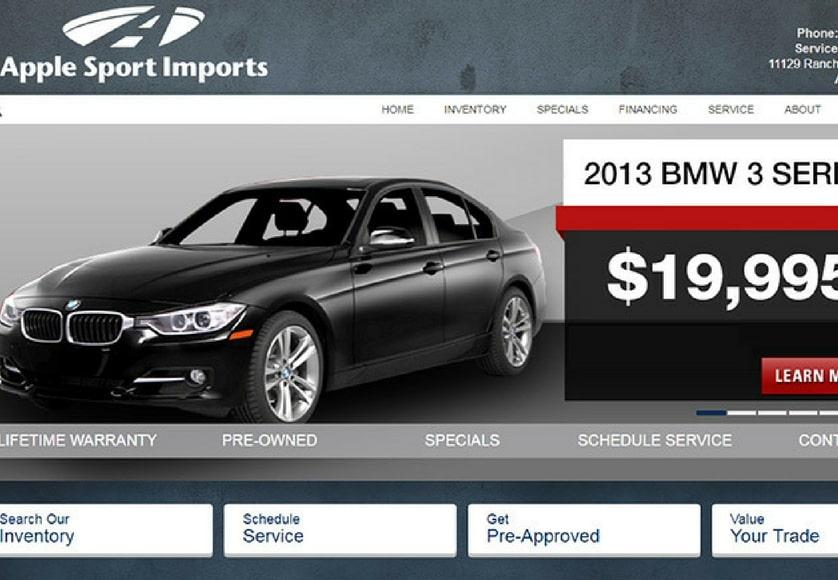 Apple Sports Imports