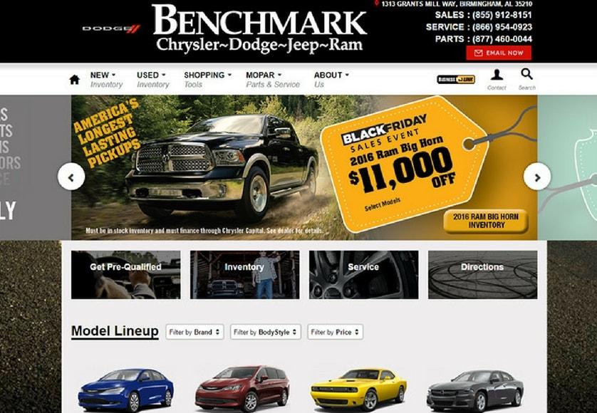 Benchmark Dodge
