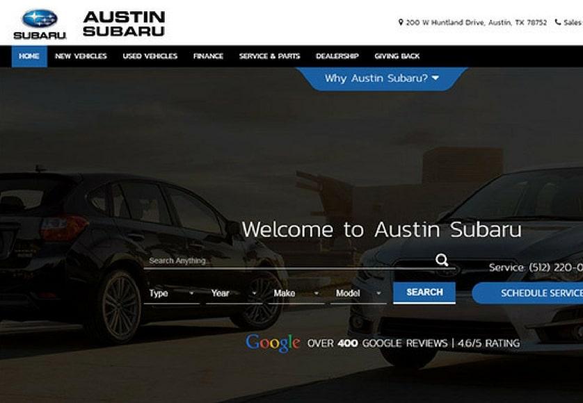 Austin Suburu