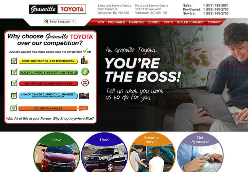 Granville Toyota