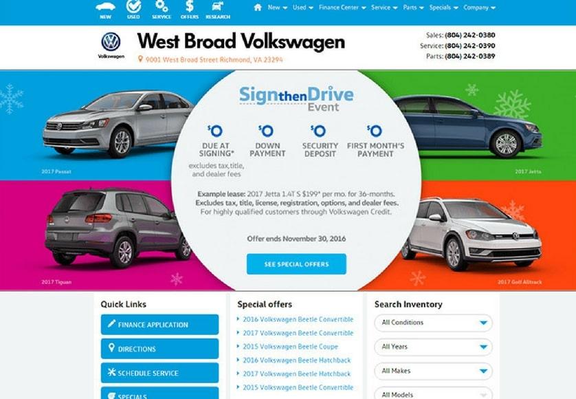West Broad Volkswagen