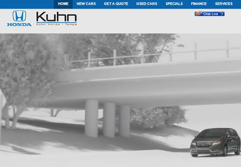 Kuhn Honda