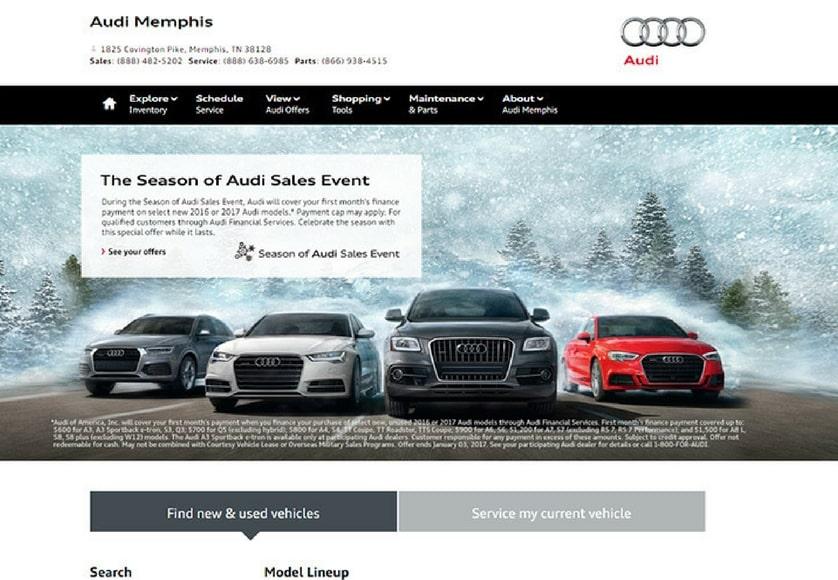 Audi Memphis