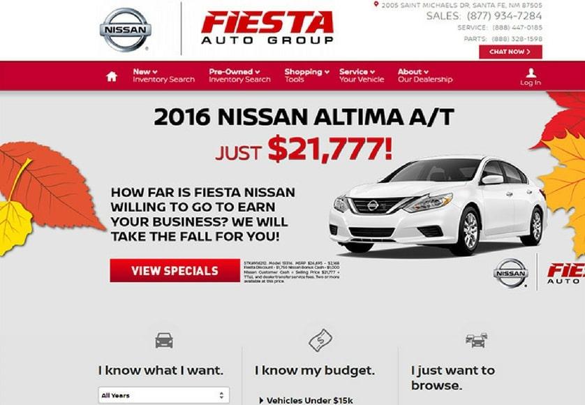 Fiesta Auto Group