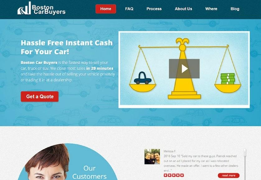 100+ Top Car & Automobile Dealership Website Designs