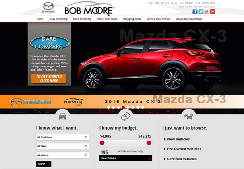 Bob Moore Mazda