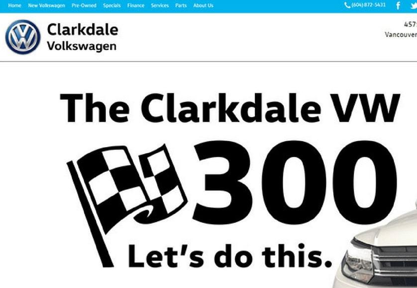 Clarkdale VW