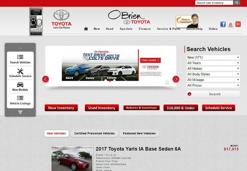 O'Brein Toyota