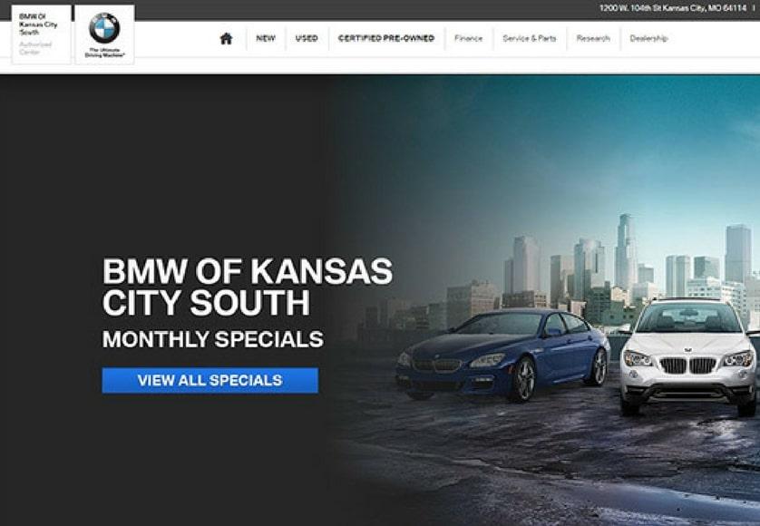 BMW Dealership KS