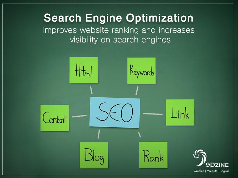 seo improves search engine visibility