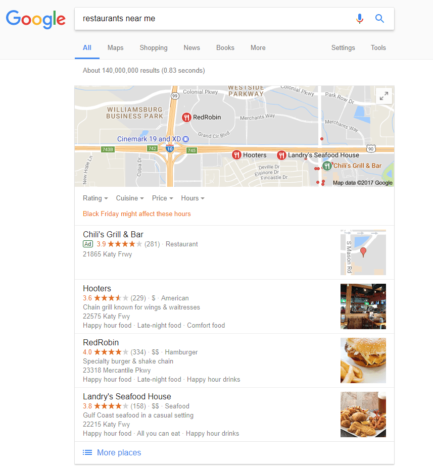 google local listings | DIY SEO Tips For Companies Not Ready to Hire a Marketing Agency