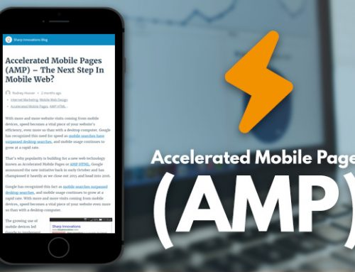 Effects And Implementation Of Accelerated Mobile Pages (AMP)