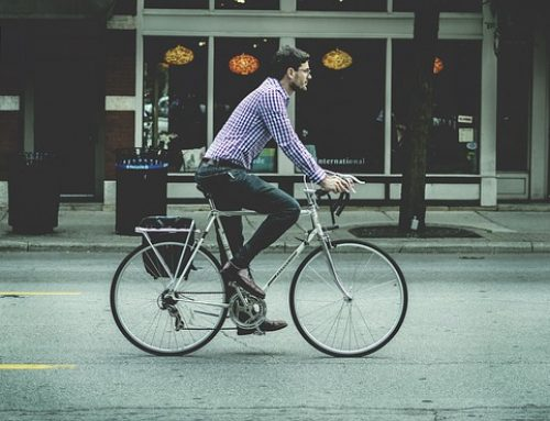 Bike to Work: Tips for Your First Commute