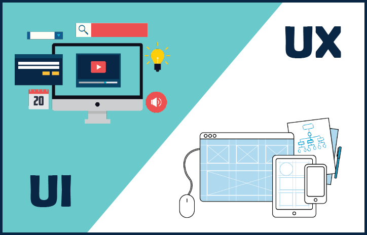 Major Difference between UI and UX Design