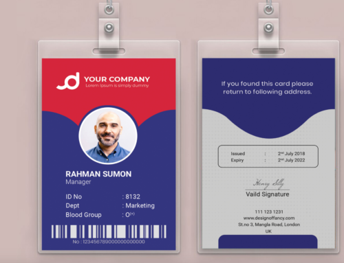 10 features of a quality employee ID card
