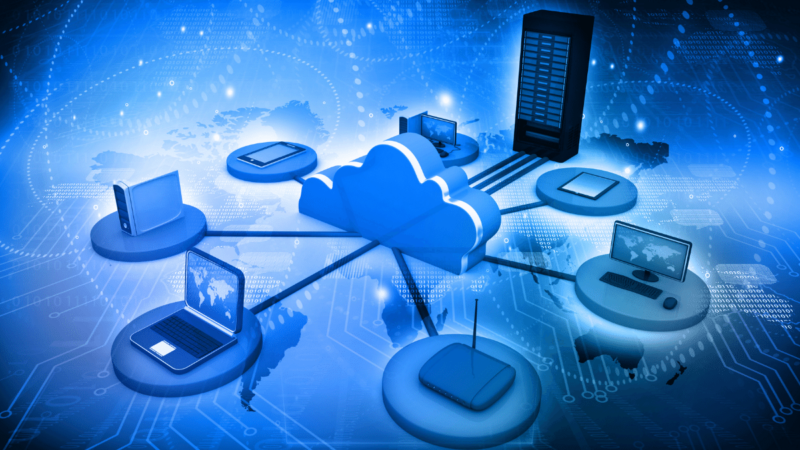 Top 10 Information Technology Trends of 2020 - Cloud Services