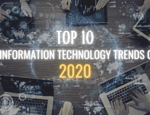 Top 10 Information Technology Trends of 2020