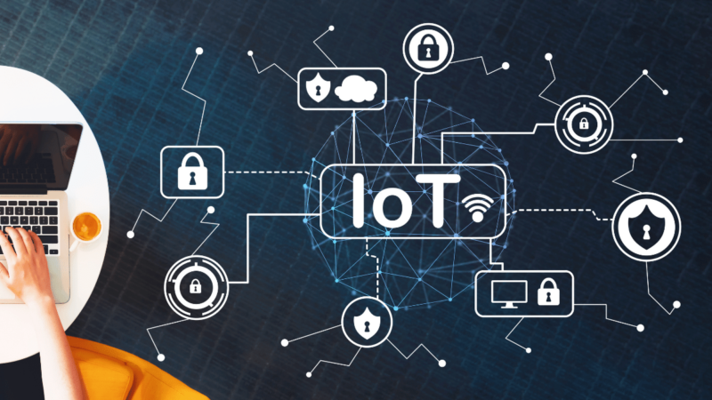 Top 10 Information Technology Trends of 2020 - IoT