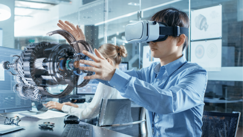 Top 10 Information Technology Trends of 2020 - Virtual Reality