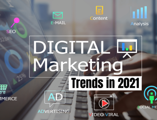 Top 5 Digital Marketing Trends To Be Expected in 2021