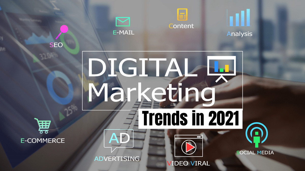 Top 5 Digital Marketing Trends To Be Expected in 2021 - ITsGuru