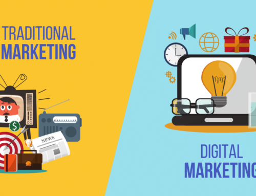 Traditional Marketing Vs. Digital Marketing : What's the Difference?